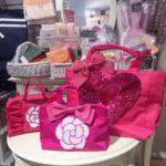 人気のルルコレクションさんの素敵ピンクカラーバッグです♪